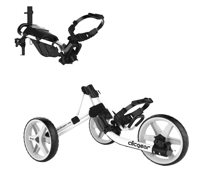 Тележка CLICGEAR TROLLEY 4.0 WHITE
